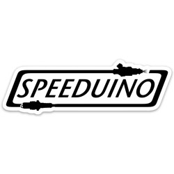 Speeduino Sticker